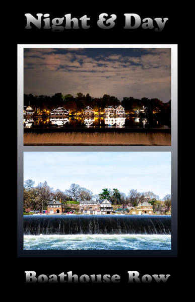 Photograph - Night And Day by Bill Cannon