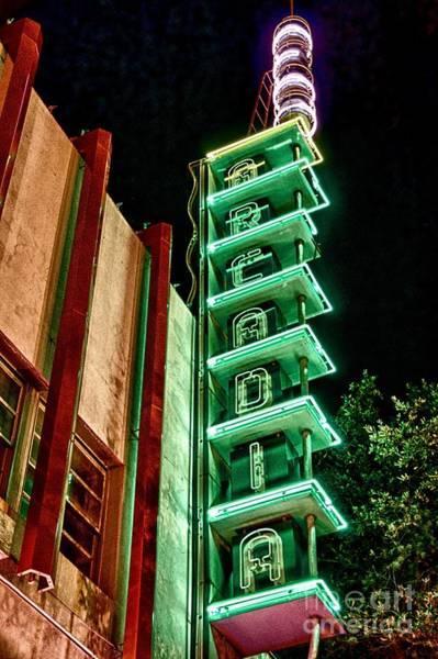 Photograph - Movie Night by Ken Williams