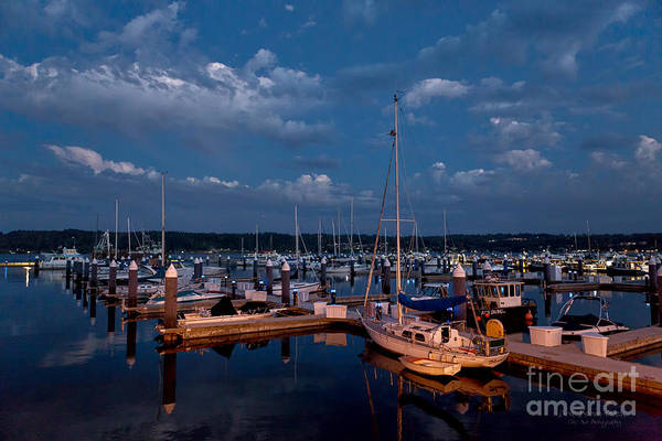 Photograph - Night Beckons by Beve Brown-Clark Photography