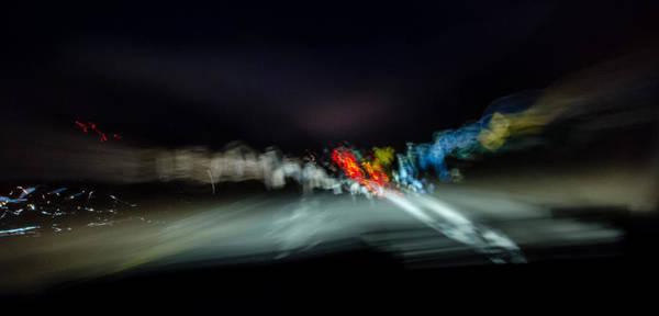 Photograph - Night Flight by Jennifer Kano