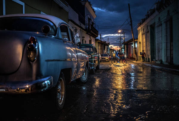 Wall Art - Photograph - Night In Trinidad by Marco Tagliarino