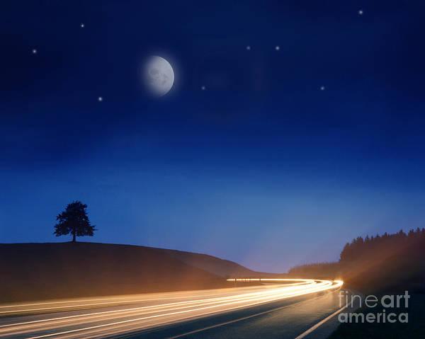 Photograph - Night Moves by Edmund Nagele