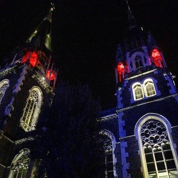 Japan Photograph - #night Of #lviv #ukraine  I'm Heading by Ryoji Japan