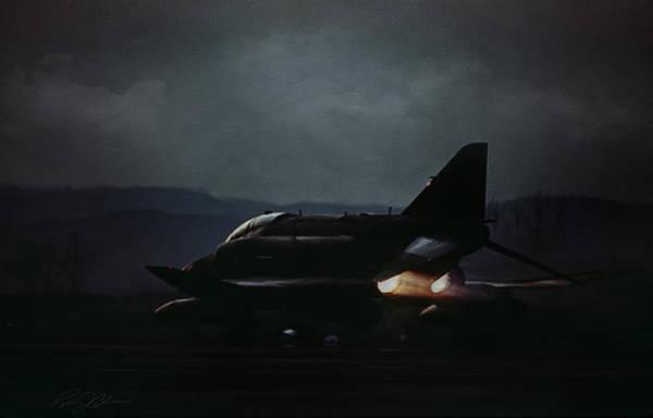 Phantom Digital Art - Night Phantom by Peter Chilelli
