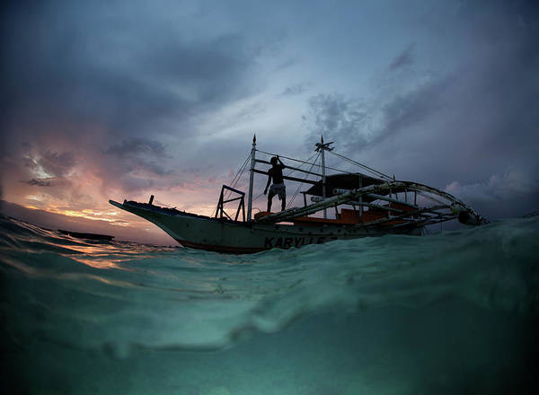 Philippines Photograph - Night Ride by Andrey Narchuk
