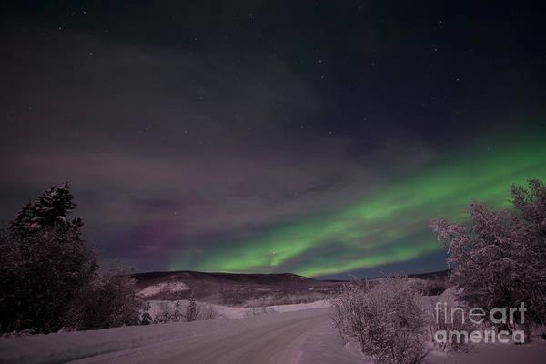 Kanada Wall Art - Photograph - Night Skies by Priska Wettstein