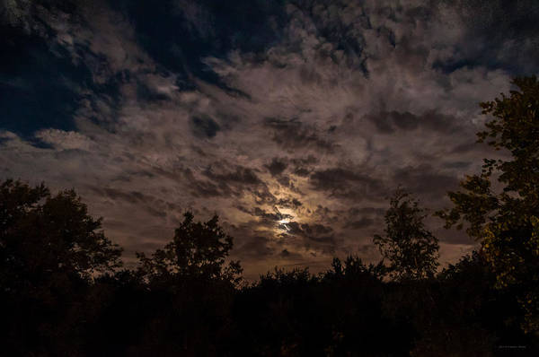 Photograph - Night Sky - Autumn 1 by Frank Mari