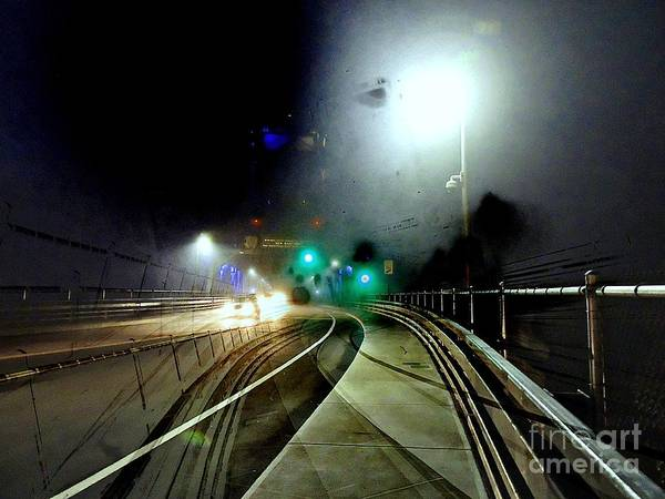 Photograph - Night Vision by Marcia Lee Jones