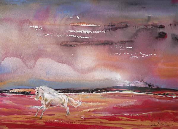 Painting - Nightfall 20 by Miki De Goodaboom