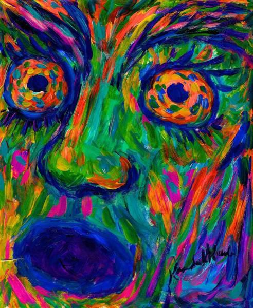Painting - Nightmare by Kendall Kessler