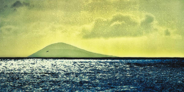 Photograph - Niihau Island And A Glittering Sea by Belinda Greb