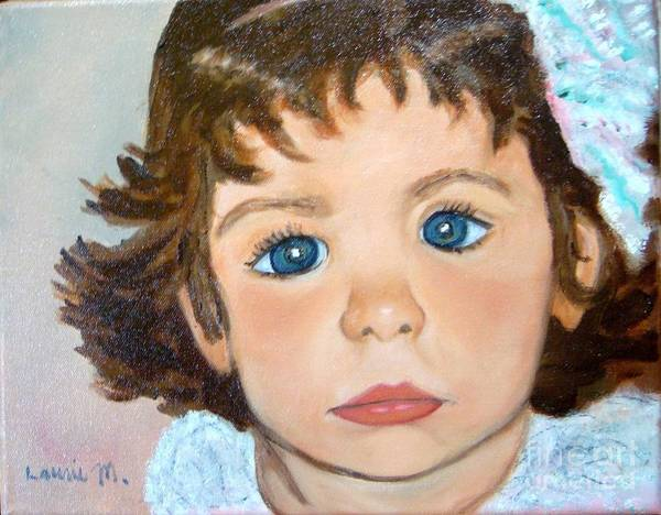 Painting - Nikki by Laurie Morgan