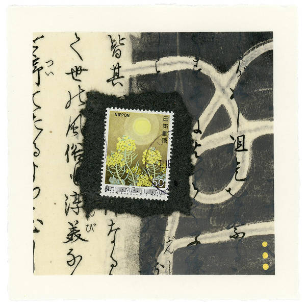 Correspondence Photograph - Nikkou Sunshine by Carol Leigh