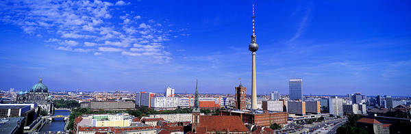 Wall Art - Photograph - Nikolai Quarter, Berlin, Germany by Panoramic Images