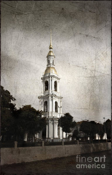 Wall Art - Photograph - Nikolsky Cathedral by Elena Nosyreva