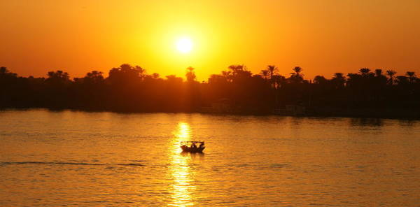 Photograph - Nile by Olaf Christian