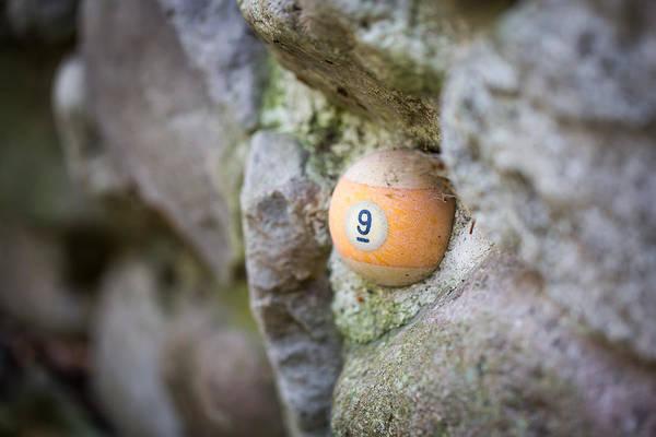 Photograph - Nine Ball by Sara Hudock