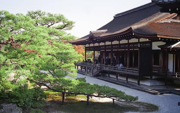 Kansai Wall Art - Photograph - Ninna-ji Temple Garden - Kyoto Japan by Daniel Hagerman