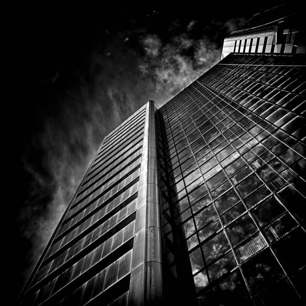 Photograph - No 123 Front St W Toronto Canada by Brian Carson