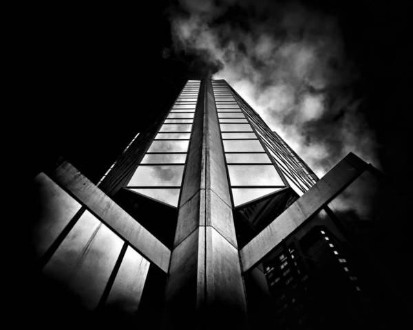Photograph - No 595 Bay St Toronto Canada by Brian Carson