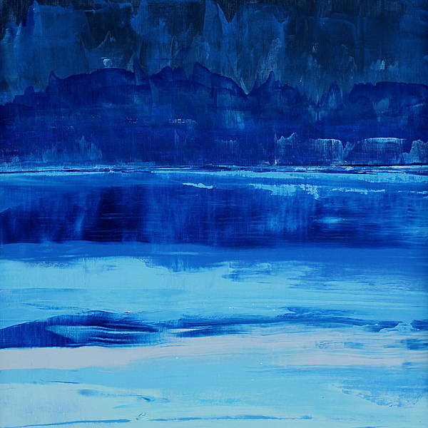 Reaction Wall Art - Painting - No. 67 by Diana Ludet