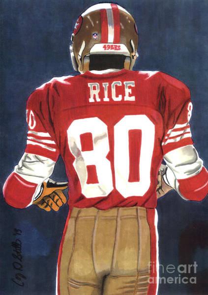 Rice Wall Art - Drawing - No. 80 by Cory Still