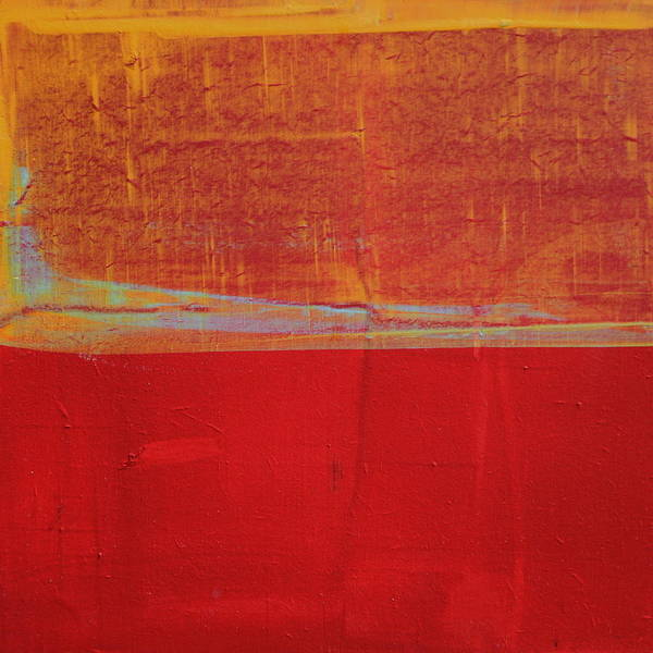 Reaction Wall Art - Painting - No. 80 by Diana Ludet