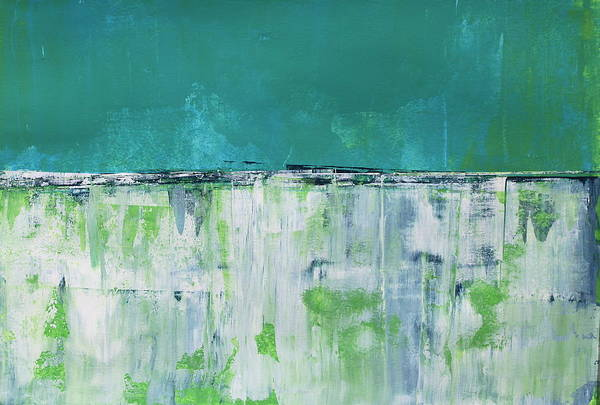 Reaction Wall Art - Painting - No. 92 by Diana Ludet
