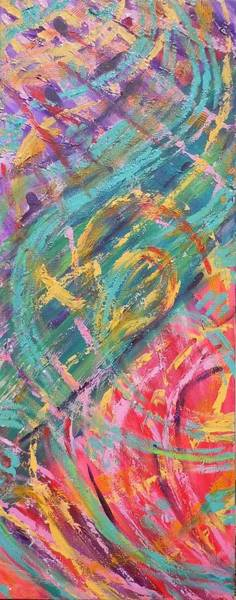 Painting - No Fear by Deborah Brown Maher