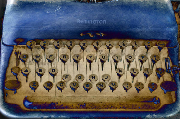 Remington Photograph - No More Love Letters by Jan Amiss Photography