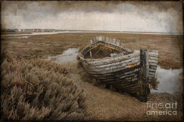 Photograph - No More Sailing by David Birchall