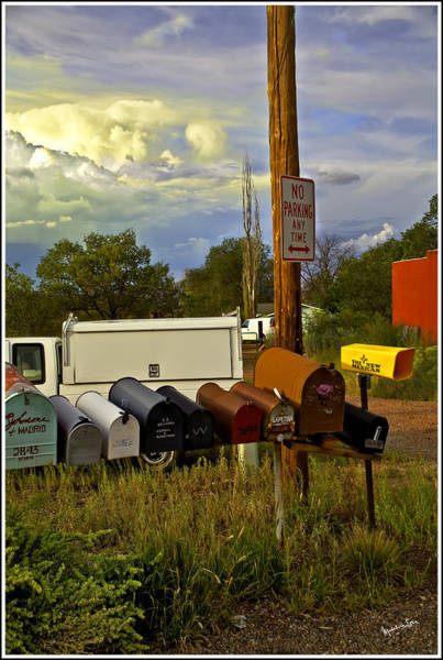 Houses Wall Art - Photograph - No Parking Anytime II by Madeline Ellis