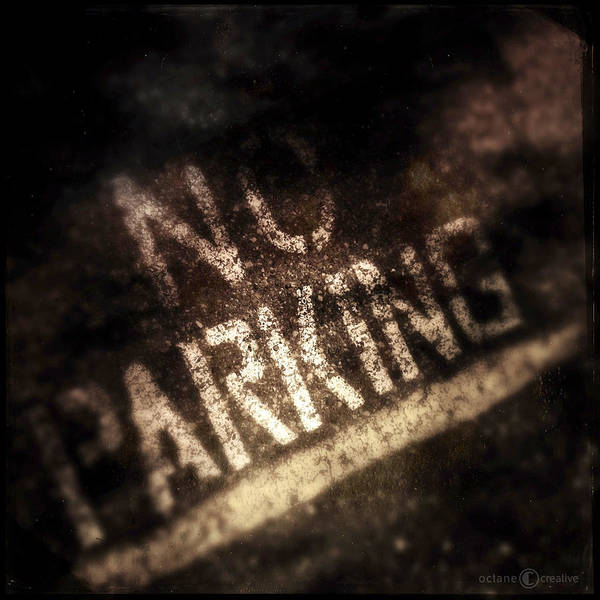 Photograph - No Parking by Tim Nyberg