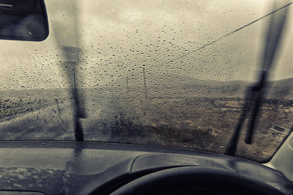 Donegal Digital Art - No Weather For Any Man by Kevin  Hayden