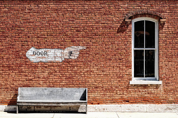 Photograph - No Window by John Kiss