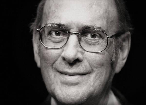 Photograph - Nobel Laureate Harold Pinter by Paul Sutcliffe