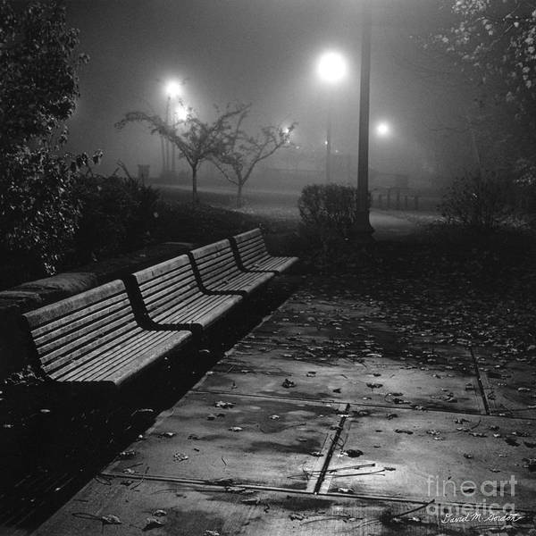 Photograph - Nocturne No. 1 by David Gordon