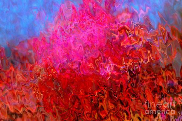 Painting - Inferno by Susan Schroeder