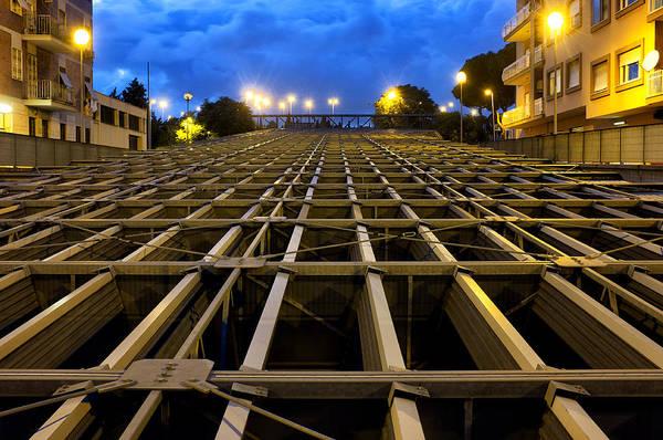 Photograph - Noise Barrier by Fabrizio Troiani