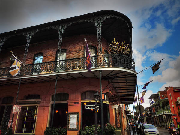 Photograph - Nola - French Quarter 005 by Lance Vaughn