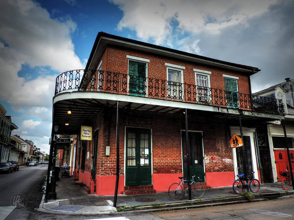 Photograph - Nola - French Quarter 007 by Lance Vaughn