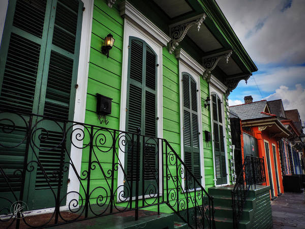 Photograph - Nola - French Quarter 009 by Lance Vaughn
