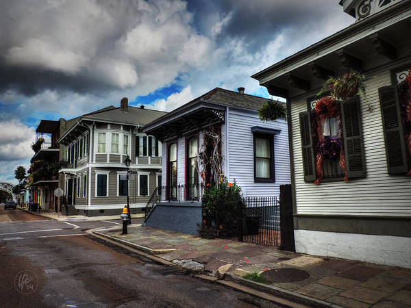 Photograph - Nola - French Quarter 010 by Lance Vaughn