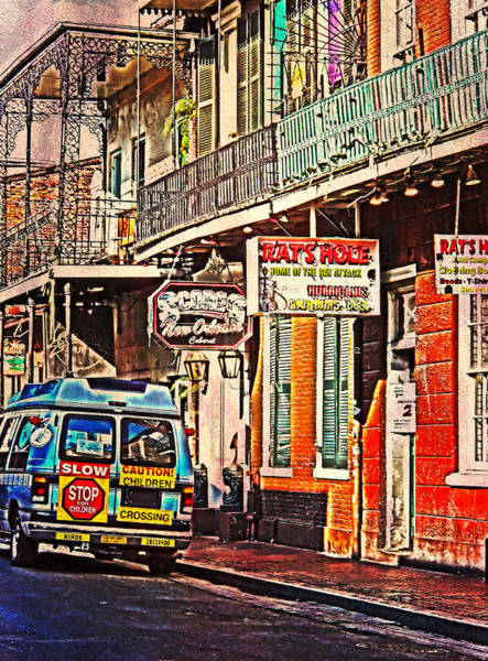 Photograph - Nola Life by Judy Hall-Folde