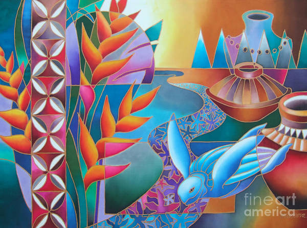 Painting - Noqu Viti by Maria Rova
