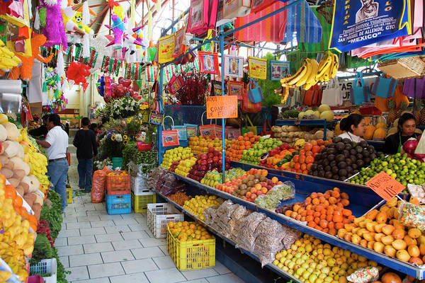 Mexico City Photograph - North America, Mexico, Guanajuato by Julie Eggers