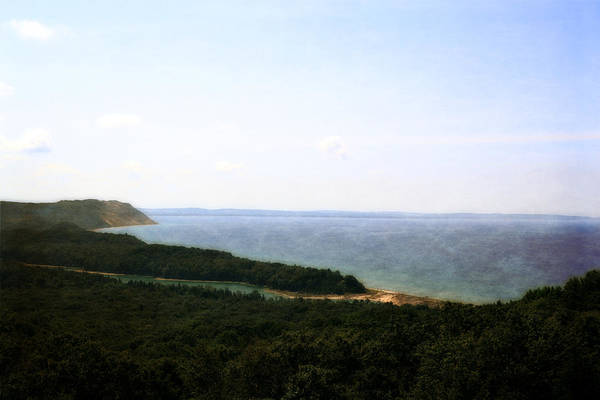 Wall Art - Photograph - North Bar Lake Overlook by Michelle Calkins