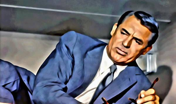 Painting - North By Northwest by Florian Rodarte