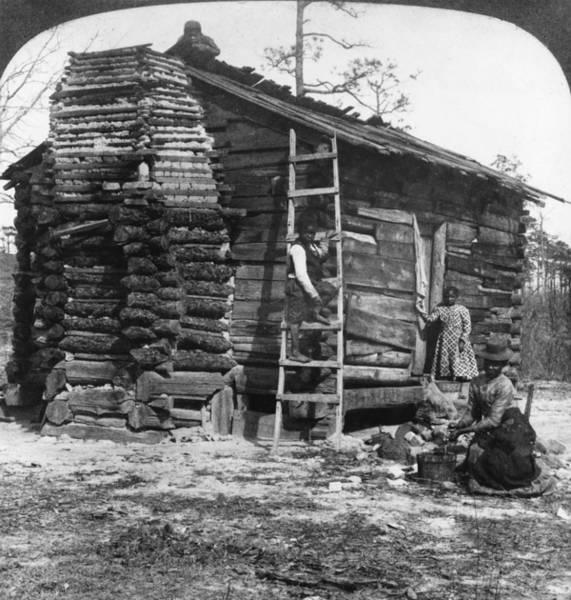 Photograph - North Carolina Family by Granger