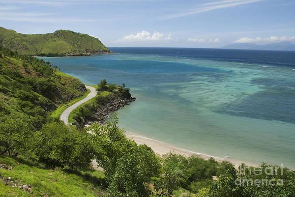 Photograph - North Coast Of Timor-leste by Dan Suzio